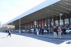 机场钱皮诺在罗马 库存照片