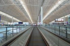 机场香港 图库摄影