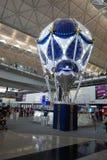 机场香港 库存图片