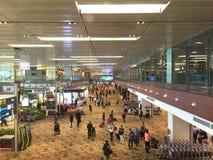 机场终端 免版税图库摄影