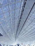 机场巴黎 免版税库存图片