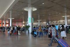 机场aviv本・ gurion tel 免版税图库摄影