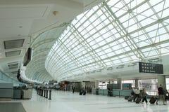 机场b国际lester皮尔逊・多伦多 免版税库存照片