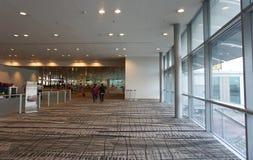 机场changi国际 库存照片
