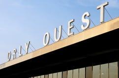 机场orly巴黎 免版税库存图片