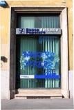 机构银行毁灭罗马 免版税图库摄影