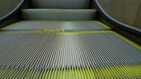 机械台阶底部 影视素材