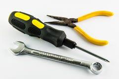 机械工具 免版税图库摄影