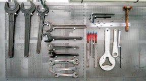 机械工具 免版税库存图片