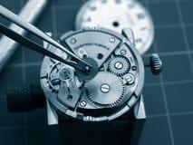 机械手表口径 免版税库存图片