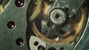 机械手表移动 股票视频