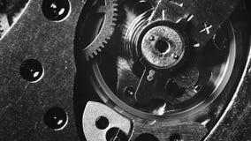机械手表移动 影视素材
