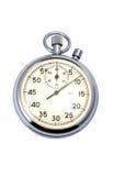 机械老秒表 免版税库存照片