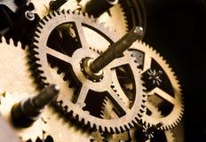 机械齿轮 免版税库存照片
