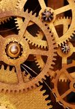 机械齿轮 免版税图库摄影