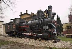 机车在特拉夫尼克 达成协议波斯尼亚夹子色的greyed黑塞哥维那包括专业的区区映射路径替补被遮蔽的状态周围的领土对都市植被 库存图片