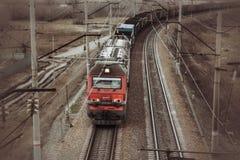 机车 免版税库存照片