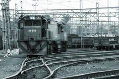 机车 图库摄影