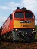 机车m62 库存照片