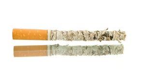 杀害烟 免版税库存照片