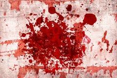 杀害谋杀概念 库存例证