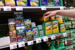 杀虫剂 免版税库存照片