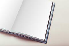 杂志页 免版税库存图片