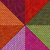 杂色的纹理传染媒介 免版税库存照片