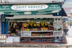杂货店在马来西亚 库存照片