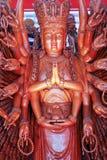 权国尹-慈悲的佛教女神 免版税图库摄影