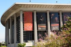 洛杉矶的表演艺术中心 库存图片