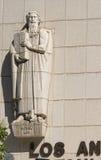 洛杉矶高等法院细节 库存图片