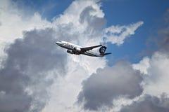 阿拉斯加航空公司波音737-790 免版税图库摄影