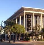 洛杉矶-音乐中心 免版税库存图片
