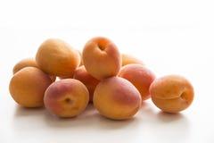杏子果子 免版税库存图片