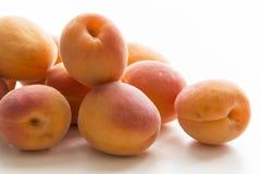 杏子果子 库存照片
