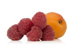 杏子莓 免版税图库摄影