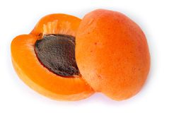 杏子 库存图片