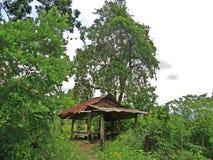 村庄不同地被修造-泰国农夫 图库摄影