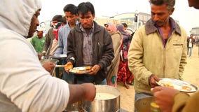村庄人在沙漠 股票视频