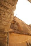 村庄在法国 免版税库存图片