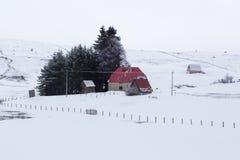 村庄在蒙特内哥罗 库存图片