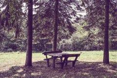 村庄房子的围场,塞尔维亚 免版税库存图片