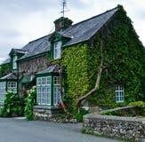 村庄爱尔兰 库存图片