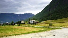 村庄从前 免版税图库摄影