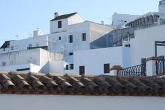 村庄类型西班牙语 库存图片