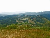 村庄Radanovci 库存照片