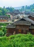 洞村,贵州,中国 免版税库存图片