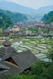 洞村,贵州,中国 库存照片