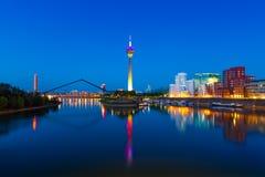 杜塞尔多夫,德国 免版税库存照片